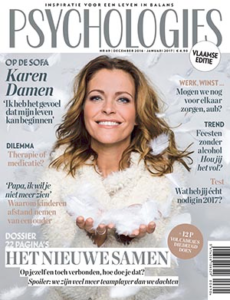 Mark Ouwerkerk in Psychologies Belgie