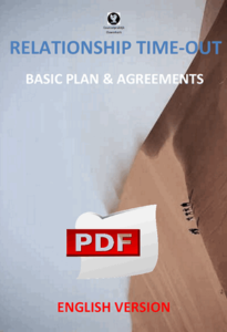 relationship time-out - basic plan and agreements